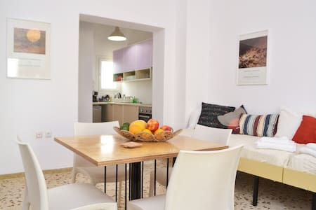 "Carte Postale ""Olive Green"" Apartment for Four - Gavrio - Apartment"
