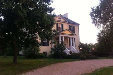 Charming Historic Home- 1hr from DC - Casa