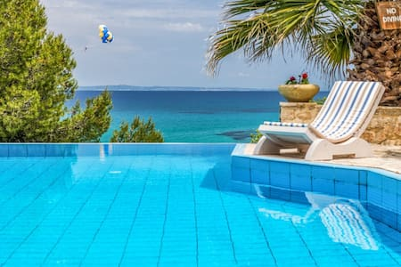 Luxury Sea View Double Room N1  - Zakinthos - Bed & Breakfast