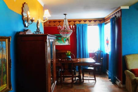 """""""Infinity House"""" Klondike Room - Ház"""