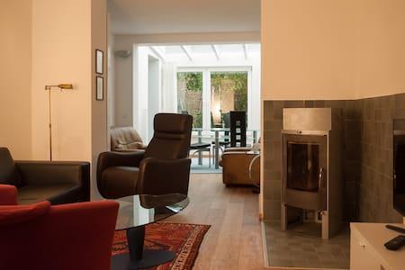 Ferienwohnung Emsdetten mit Garten - Apartment