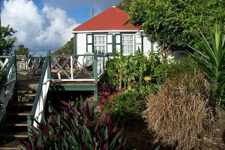 Althea Cottage - Windward Side - House