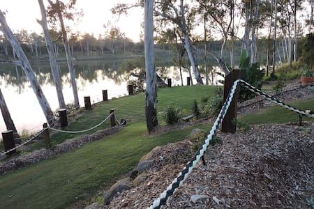 Platypus Park Riverside Retreat - South Kolan