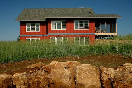 The Lake Pepin House, Wisconsin - Ház