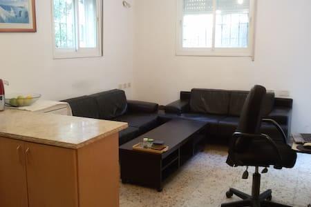Homey base to Jerusalem and around - Apartemen
