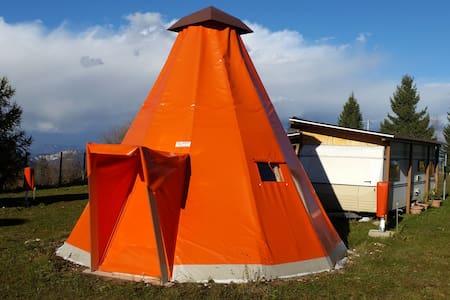 Tenda 1 - Polsa - Telt
