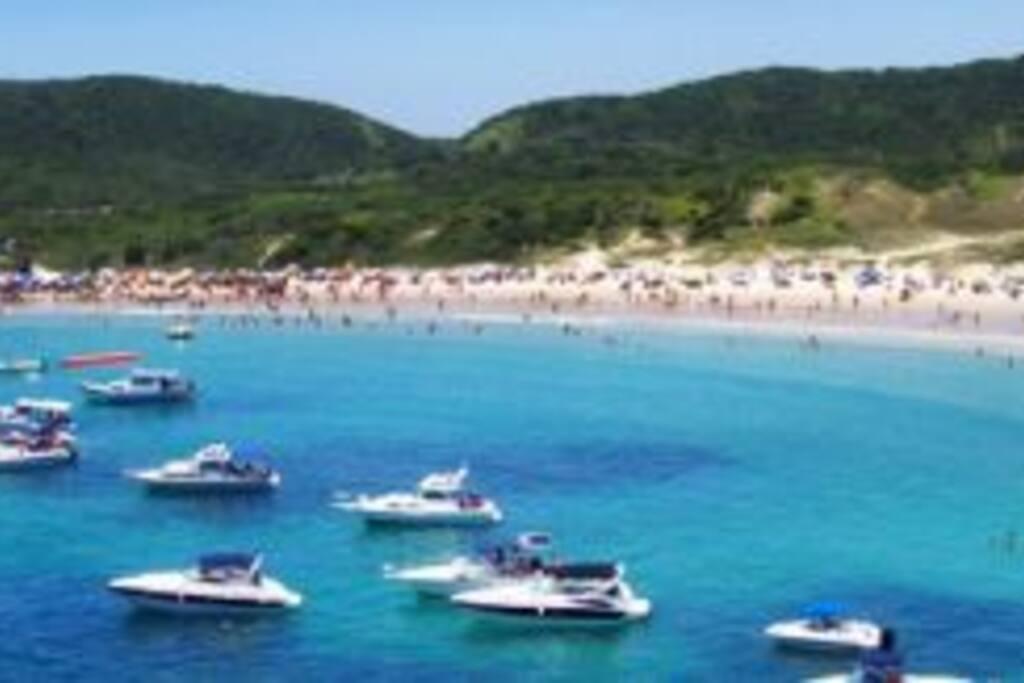Bem Vindo a Cabo Frio! Welcome to Cabo Frio. Bienvenido a Cabo Frio.