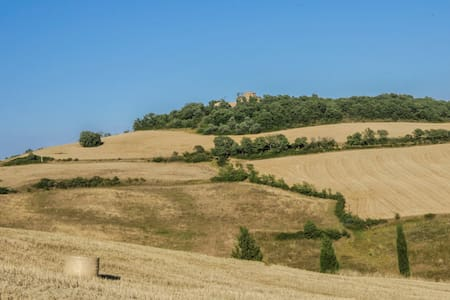 Pure Relax and stunning view!(B&B)2 - Pienza - Bed & Breakfast