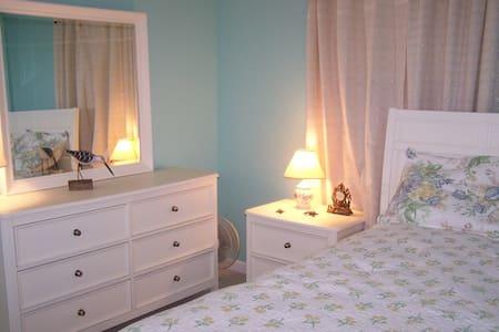 Beach Themed Furnished Room - Huis