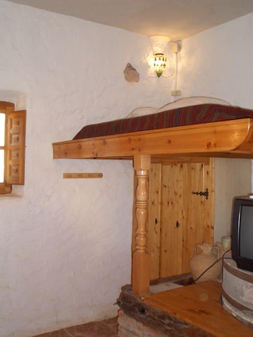 Rural apartment near NP Cabo Gata
