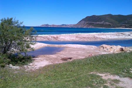 villa corse piscine chauffée et plage - Losari,Belgodère - Villa