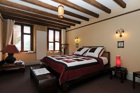 B&B Your step relaxation, wellness  - Balaives-et-Butz - Bed & Breakfast