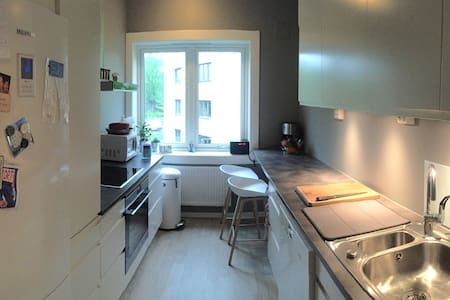 Modern apartment in quiet, but central location - Byt