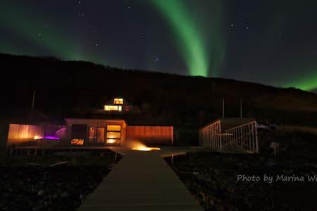 The house of Aurora Borealis - Tromsø - Kabin