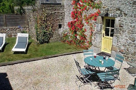 La petite maison de la Moularderie - Blainville-sur-Mer - Haus