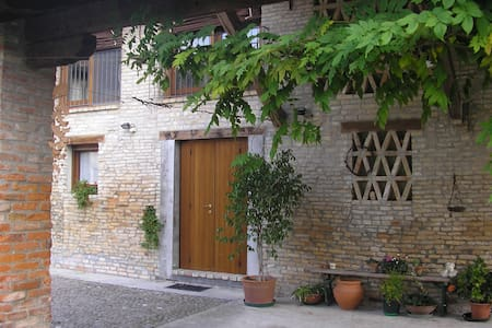 Accogliente rustico in campagna - Teglio Veneto - Haus
