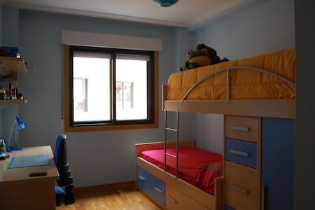 """Habitación tranquila, acogedora y """"Bo Camiño"""" - Pis"""