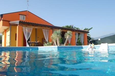 casa de praia OMBRA E CAFFE - Mascali