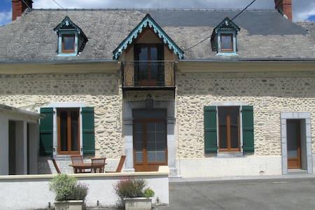 Gîte rural II, St Martin(65) 6 pers - Haus