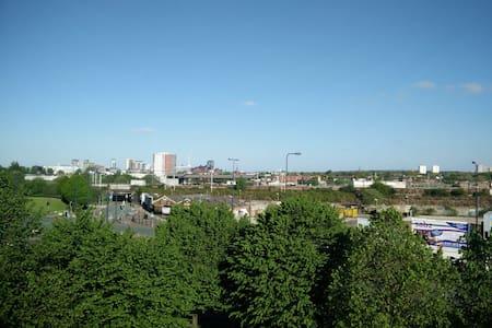 Quiet City Centre Apartment - Huoneisto