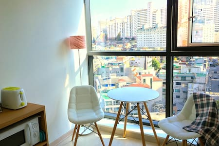Brand New, Comfy & Near Hongdae - Mapo-gu - Apartment