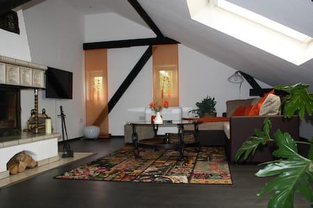 Lovingly renovated coach house - Huis