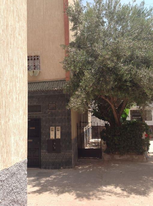 Appartement agadir al salam maisons louer agadir for Agadir maison a louer