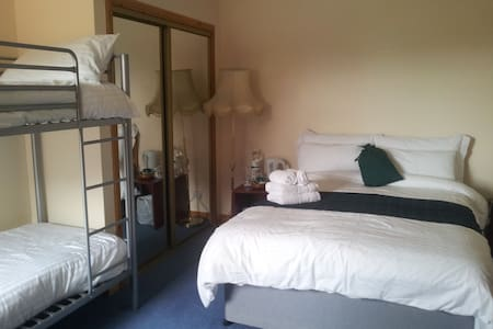 Birchwood Guest House - Family Room - Bed & Breakfast