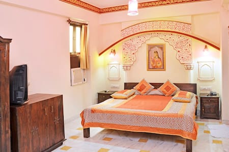A Heritage Accomodation in Jaipur