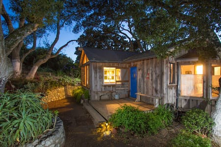 Big Sur, Goat Farm, Ocean Views! - 小屋