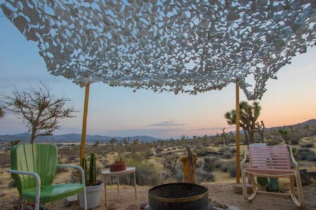 DREAMY JOSHUA TREE CABIN - Yucca Valley - House