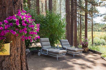 Mountain Meadow Lodge Guest Room 2 - South Lake Tahoe - Bed & Breakfast