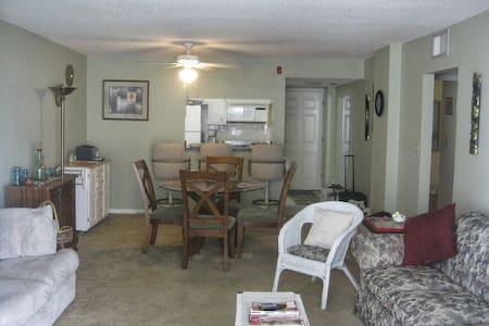 Ponce Inlet Beach Private Getaway - Ponce Inlet - Appartement
