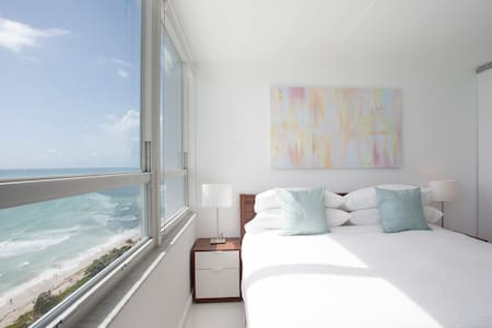 Oceanfront 14th Floor Brand New Beachfront Flat - Miami Beach - Διαμέρισμα