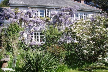Rosemerryn, Edwardian Artist house. - Maison