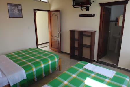 Habitación para dos personas - Archidona - Inap sarapan
