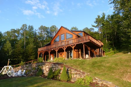 Mountaintop Lodge - Campton - Casa
