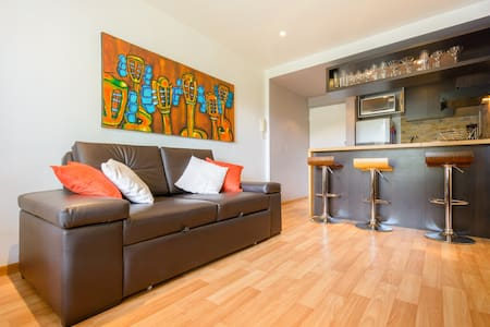 Cozy and Modern, Great Location - Bogota - Apartment