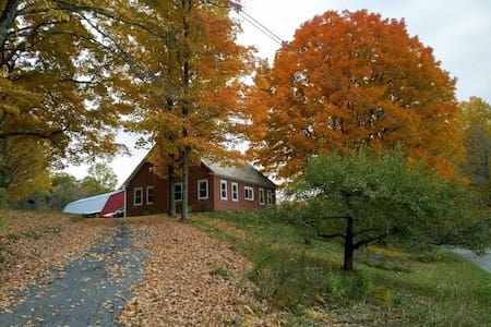 Beautiful Apple Orchard Farm - Hartland - Wohnung