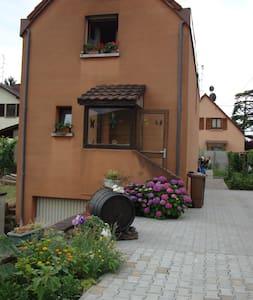 chambre dans maison individuelle - Turckheim - Haus