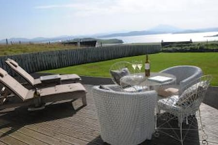 An teach Ban -the White House-Donegal seaside home - Downings - Villa