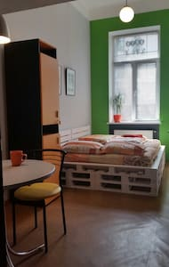 Double room in The Georgehouse Hostel - L'viv - Dorm