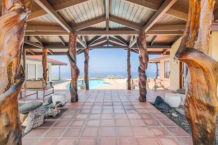 Hawaii Island Makai Hale Bed & Breakfast - Szoba reggelivel