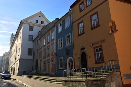Byt v historickém centru města Cheb - Cheb - Wohnung