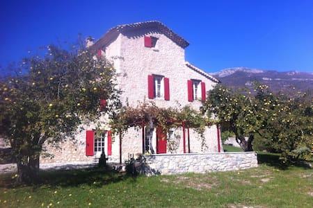 Saint Antonin - Saint-Vincent-sur-Jabron - Casa