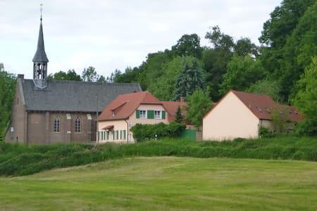 In der Natur -  Nähe Autobahn A57, A40, A42 - Casa