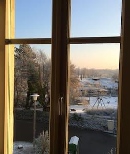 Privat Zimmer mit Aussicht - Münchenstein