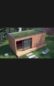 Maisonette neuve avec jardin - House