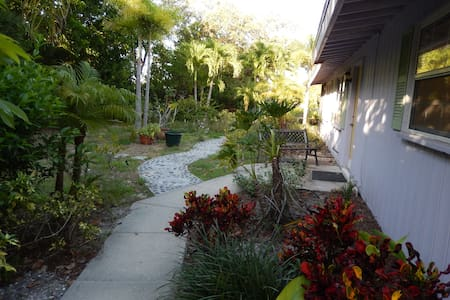 Palm Cottage in North Longboat Key - Longboat Key - Ház