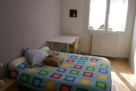 chambre n°2 dans maison - Hus